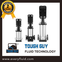 Vertical Multistage Centrifugal Pump -Tough Guy VM series-60Hz