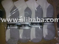 High Quality Stock Lot of Ankle Socks at bottom rock prices