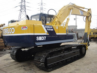 Hot! Kobelco SK07-Used Good Working Condition Excavator Kobelco SK07 with Hammer For Sale