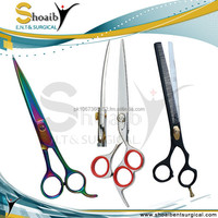 Pet Grooming scissors and Thinning scissors