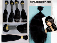 Indian 5A High Quality Remy Human Hair Guangzhou
