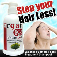 Japanese popular organic shampoo for man for itching, wholesale