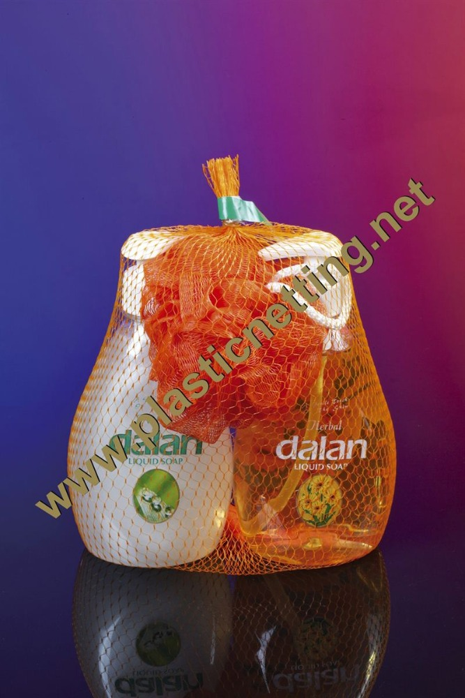 Plastic extruded packaging