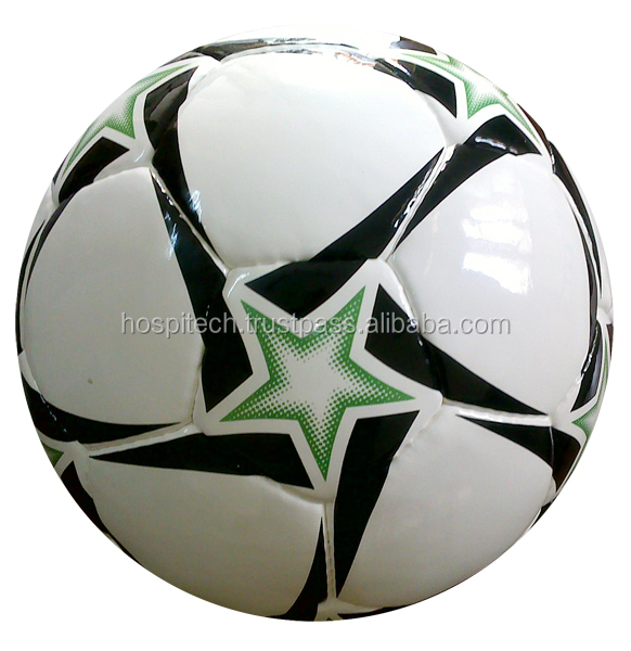 Free sample 2016 high quality football / soccer balls