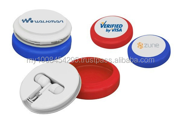 61100 Earbuds in Case ( promotional gift, corporate gift, premium gift, souvenir )