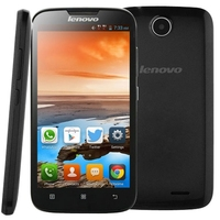 Lenovo A560 5.0 inch 3G Android 4.3 Smart Phone - Black