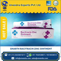 100% Pure Hygienic Smarth Bacitracin Zinc Ointment at Cheap Price