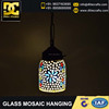 Mosaic Glass Japan Hanging , Decoration Glass Hanging , Metal Fitting Hanging , Light & Lighting Glass Hanging ,