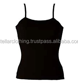 2015 New design ladies fashion elastic sports tank tops