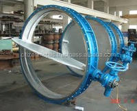 electric actuator butterfly valve