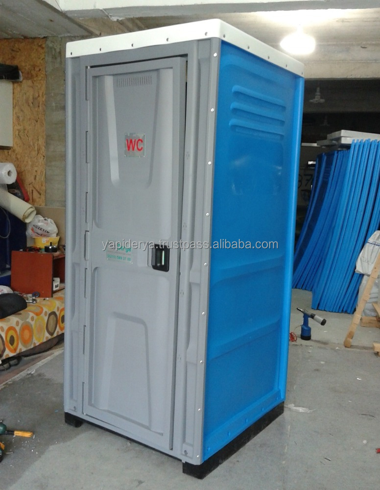 Cheap Plastic Portable Mobile Toilet Cabin