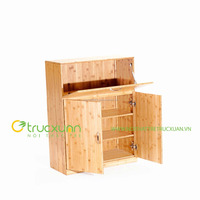Bamboo cabinets with the cheap price