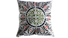 RTHCC-72 New Year 2015 Latest Unique Designer Hand Applique Cut Work Cotton Kantha cushion covers Christmas Home Decor