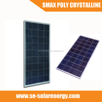 SMAX Solar Panel 150W Poly Crystalline