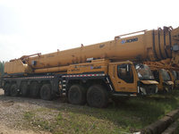 400 ton XCMG 2010 years all terrain crane for sale