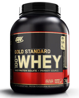 100% Whey Gold Standard - 5 lbs ( Double Rich Chocolate )