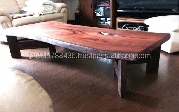 Japanese Premium Hinoki Cypress Pure Solid Board with Multi-purpose Furniture