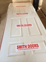 Semi Solid Hollow Core Doors