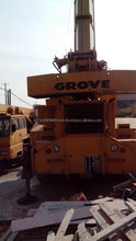 KATO KR500 50 ton SS500 50 ton used tadano rough terrain crane for sale Low-cost sales
