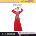 Luxury Wedding Gown Party Wear Caftan For Ladies 6067
