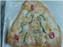 Frozen Pizza Ready To Eat Certified Halal