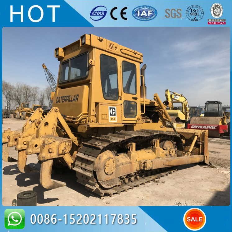 SMALL JAPAN D6D USED CAT BULLDOZER SALE PRICE CHEAP
