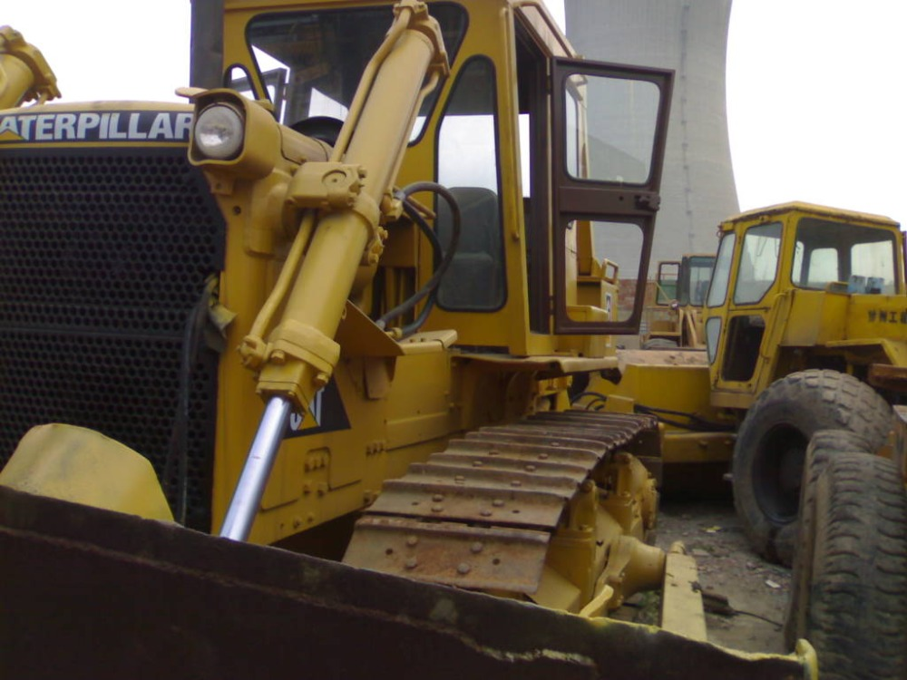 Cat D7G Used Bulldozer for sale in China, Cat d7 tractor dozer