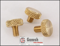 Brass Decorative Screw
