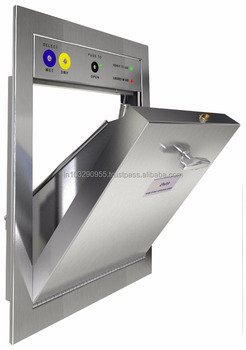 Trash Chute, Stainless Steel, UL 10 Certified