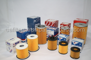 Eco oil & fuel filters