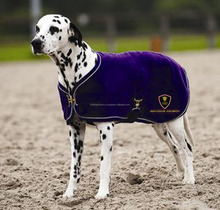 Navy Fleece Rugs / Dog Fleece Jackets / Dog Fleece Coats