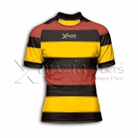 wholesale price new design dye sublimation custom rugby jersey/shirt /uniform/wear