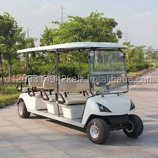 8-10 seats Prices Electric Golf Cart Classic Vehicle Sightseeing Car