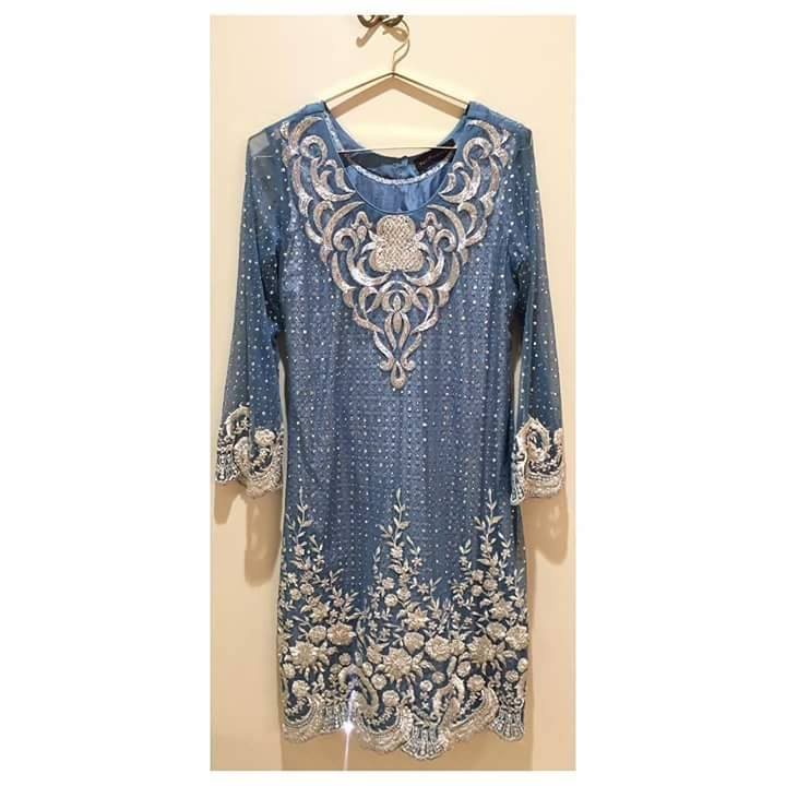 Hand Work Embroidered Pakistani Fancy Dresses