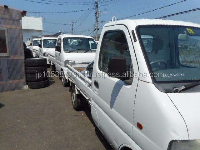 Right hand drive used japanese trucks for sale at reasonable prices suzuki carry 2001