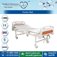 Low Price CE Approved Mobile Hospital Bed Manufacturer
