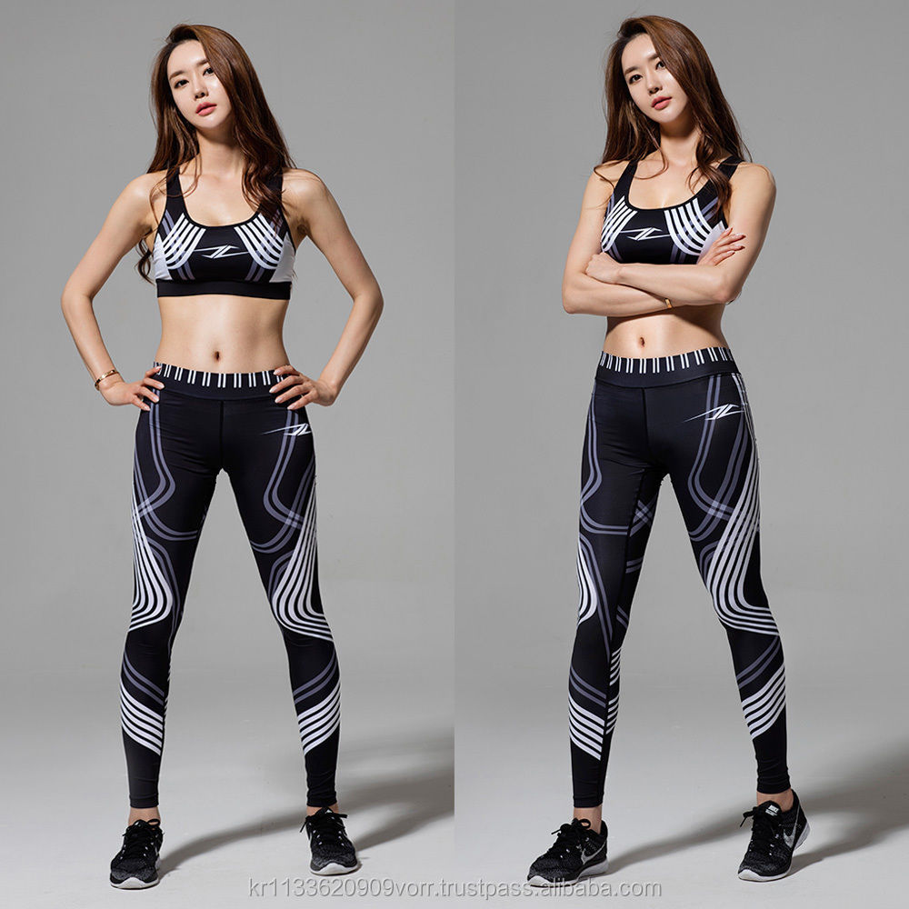 Women Yoga Fitness Running Gym Tank Top Legging Stretch Pant Workout Sports bra