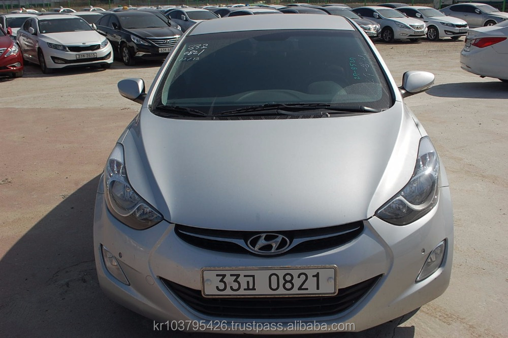 Hyundai Elantra Avante GDI Modern Used Korean Car