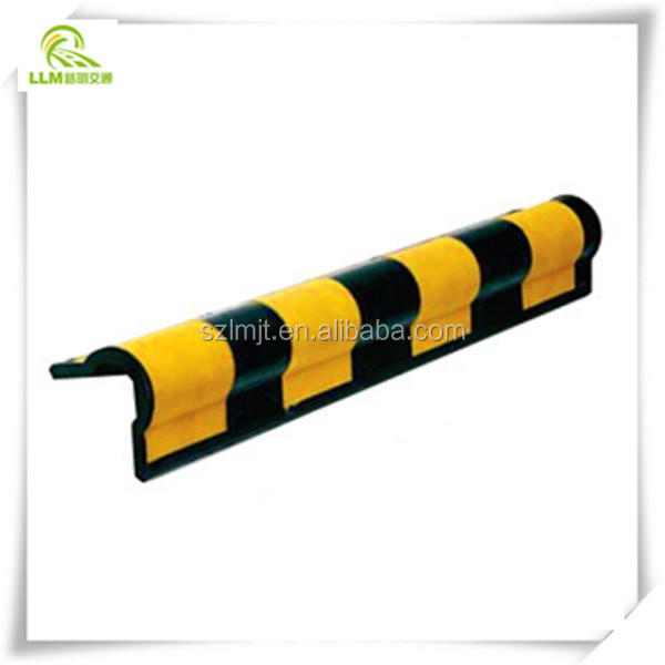 High Quality Rubber Round Corner Column Guard Garage Wall Protection Cable Protection