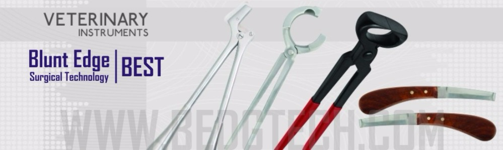 Sheep Shear With Japanese Steel Blade/Veterinary Instruments