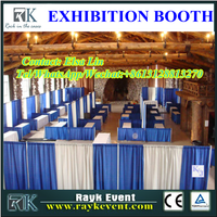 China trade show pop up booths custom trade show booth portable exhibition booth