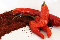 Red chili pepper, Chili powder, Red Hot chili pepper