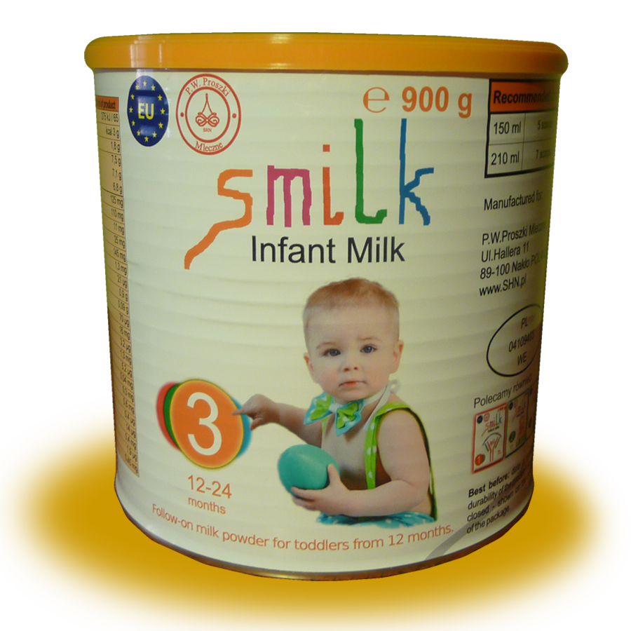SMILK 3 - Follow-on Milk Powder