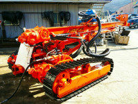 PCR 200 PNEUMATIC CRAWLER DRILL RIG- DK800-MADE IN KOREA
