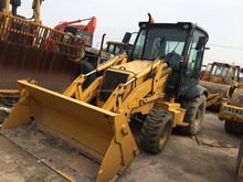 Chinese Brand Used Liugong 766A Backhoe Loaders for sale/multiple use