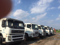 high quality used volvo dump truck new arrival ,lorry new arrived