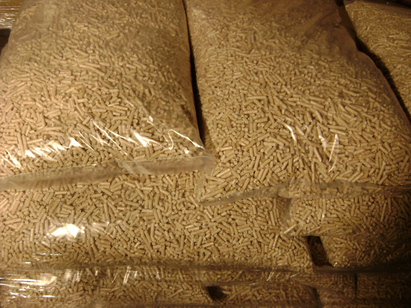 Pine Pure Wood Pellet For Fuel With SGS Certification