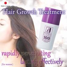 High quality and Safety best hair grower product for women NanoImpact 100 LADY for scalp care