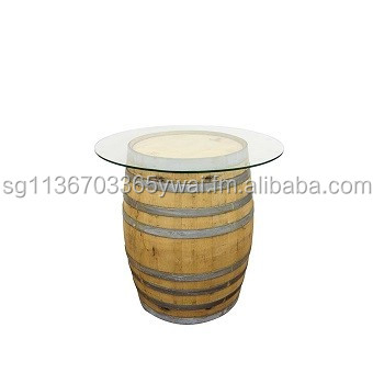 Wine Barrels and Wine Boxes