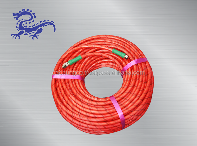 HIGH PRESSURE SPRAY HOSE 8.5MM x 50M DRAGON